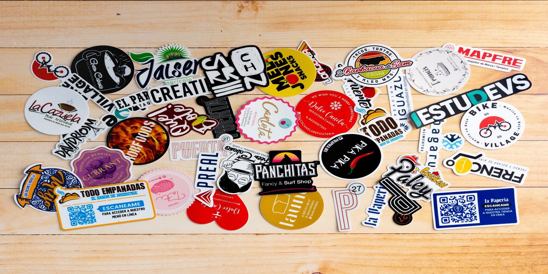 Hero Stickers Personalizados